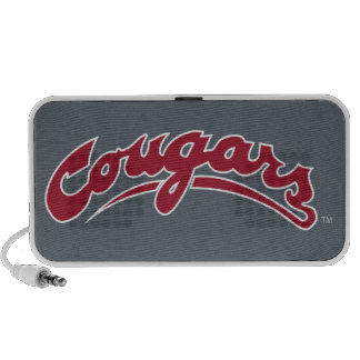 WSU Cougars Logo iPhone Speakers