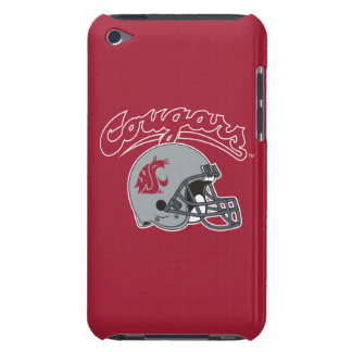 WSU Helmet Barely There iPod Case