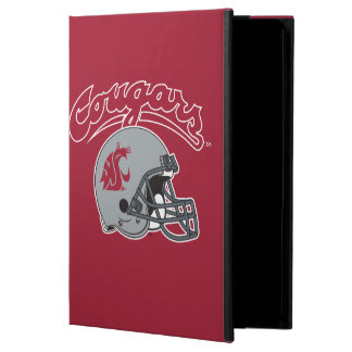 WSU Helmet iPad Air Cover