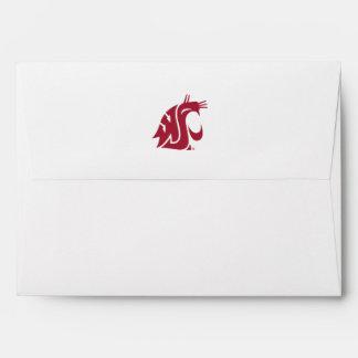 WSU Primary Mark - Red Envelope