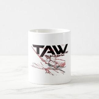 WT Spitfire stencil Coffee Mug