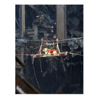 WTC6 POSTCARD