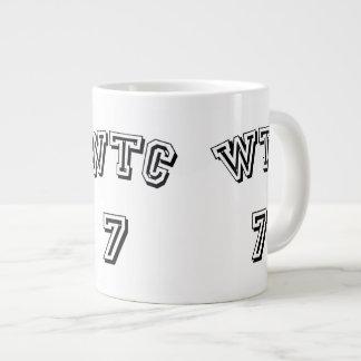 WTC 7 911 Truth 20 Oz Large Ceramic Coffee Mug
