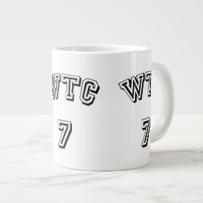 WTC 7 911 Truth Large Coffee Mug