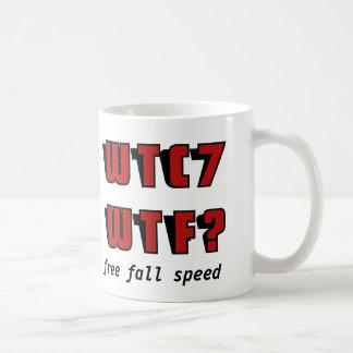 WTC 7 WTF? COFFEE MUG