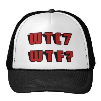 ¿WTC 7 WTF? GORRO