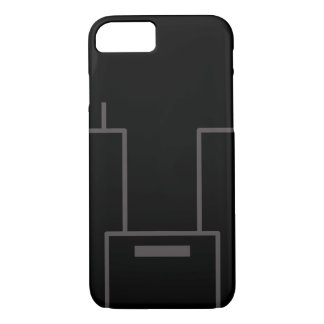 WTC Towers - simple iPhone 8/7 Case