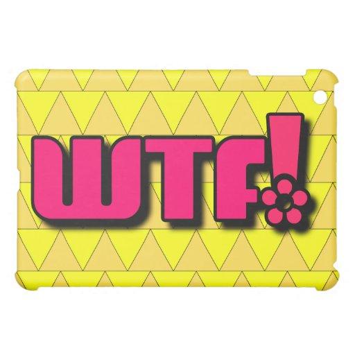 ¡WTF! caja de la mota del iPad
