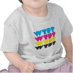¿wtf? camiseta