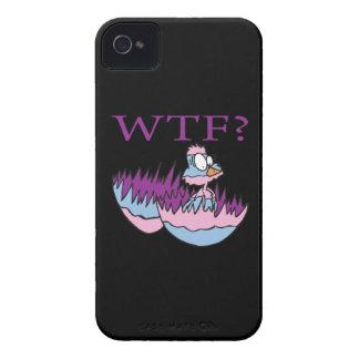 WTF Case-Mate iPhone 4 FUNDA