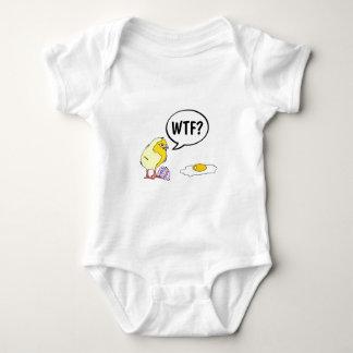 WTF Chick Baby Bodysuit