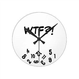 WTF Clock