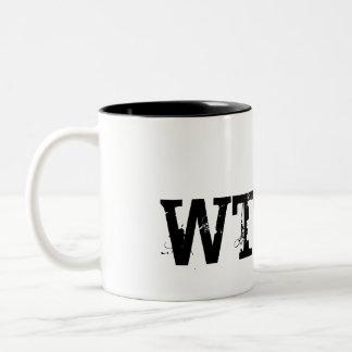 WTF?!?! COFFEE MUG