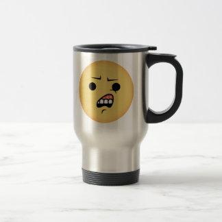 WTF Emoji Travel Mug
