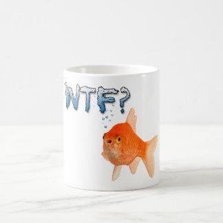 WTF? fish mug