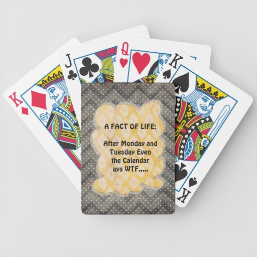 fun facts playing cards