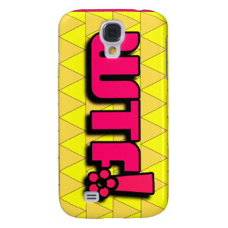 WTF! iPhone 3G Speck Case Galaxy S4 Covers