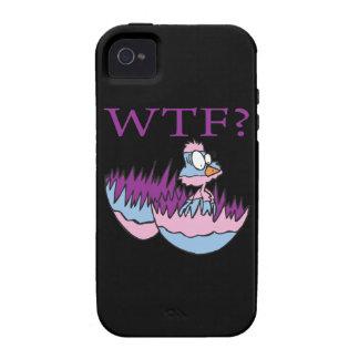 WTF iPhone 4 CARCASAS
