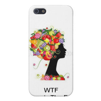 WTF- Iphone Cover