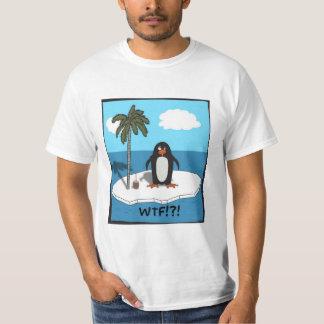 WTF penguin Tee Shirt