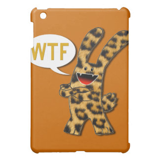 WTF RUSSELL iPad MINI COVERS