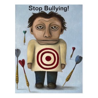 WTF?! Stop Bullying! Postcards