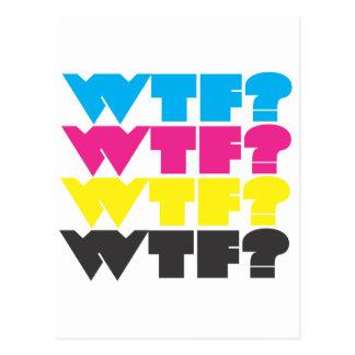 ¿wtf? postal