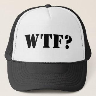 WTF? Trucker Hat