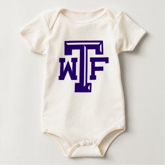 WTF (Wichita Falls, TX) Baby Bodysuit