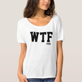 WTF Women's T T-Shirt