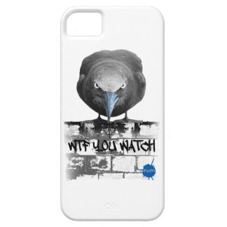 WTF YOU WATCH iPhone SE/5/5s CASE