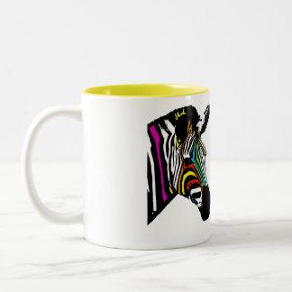 WTF? Zebra - Mug