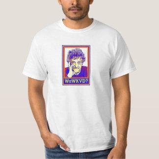 ¿WtFWKVD? Camiseta Playeras