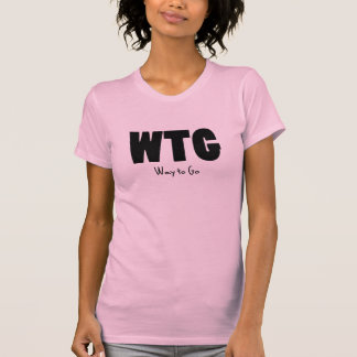 WTG way to go Tank Tops