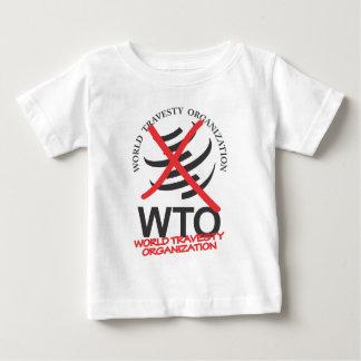 WTO - Anti WTO - World Travesty Organization Shirt
