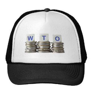 WTO - World Trade Organization Trucker Hat
