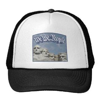 WTP Rushmore Blue Hat