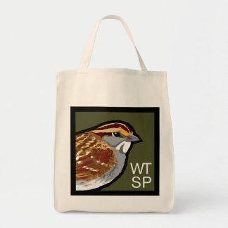 WTSP cloth grocery bag Grocery Tote Bag