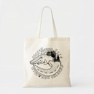 WTUL 2014 Rock On Survival Marathon Tote Bag