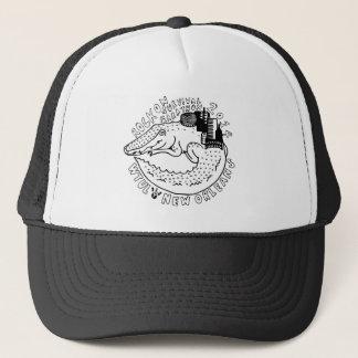 WTUL 2014 Rock On Survival Marathon Trucker Hat