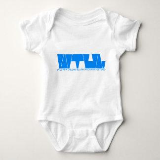 WTUL Radio Station Infant Creeper