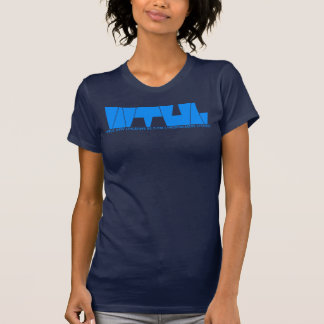 WTUL Radio Station Tank Top