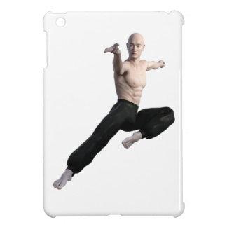 Wu Shu Form coming down to the front Case For The iPad Mini