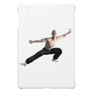Wu Shu Form Right Leg Extended iPad Mini Cover