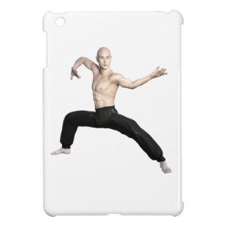 Wu Shu Squat Form Looking Left Case For The iPad Mini