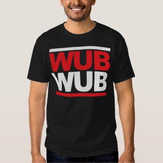 Wub Wub Dubstep Square T-shirt