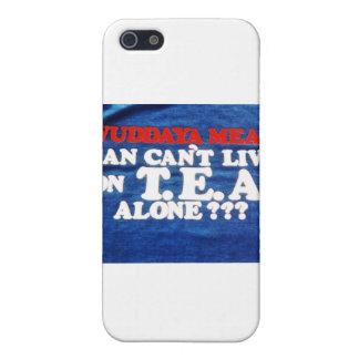 WUDDAYA_MEAN-design Cases For iPhone 5