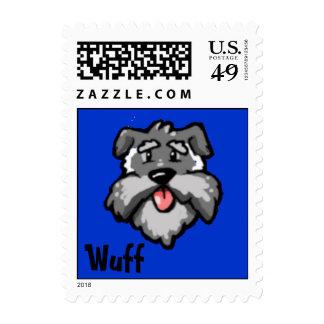 Wuff Stamp