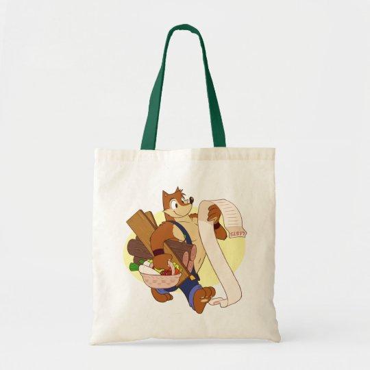 Wuffle's bag