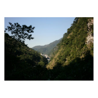 Wulai, Taipei County, Taiwan Large Business Cards (Pack Of 100)
